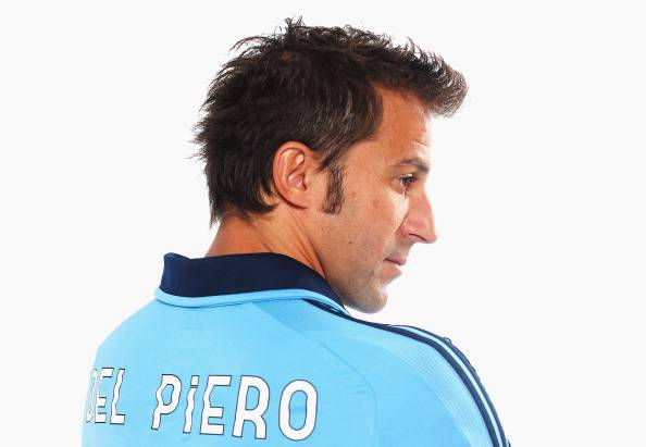 Alex Del Piero - Getty Images
