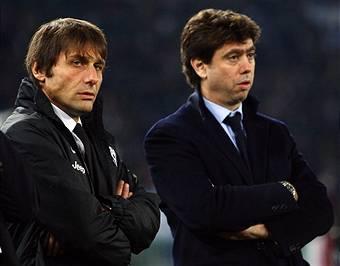 Conte e Agnelli