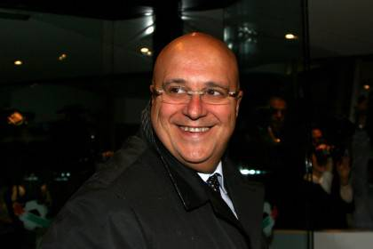 Napoli's football club General Manager P