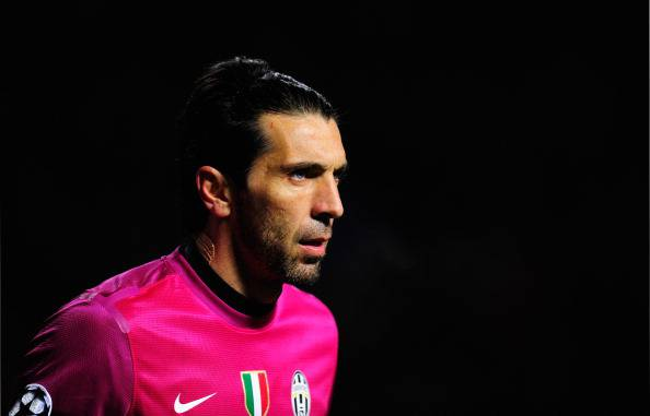 Gianluigi Buffon (getty images)