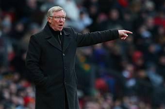 Alex Ferguson (getty images)