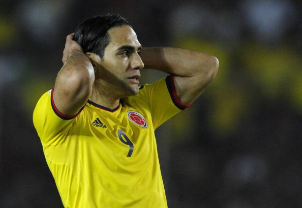 Radamel Falcao - Getty Images