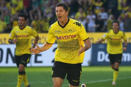 Robert Lewandowski - Getty Images