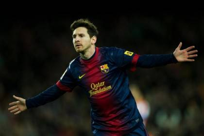 Leo Messi (Getty Images)