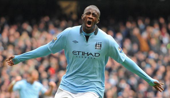 Yaya Toure (getty images)