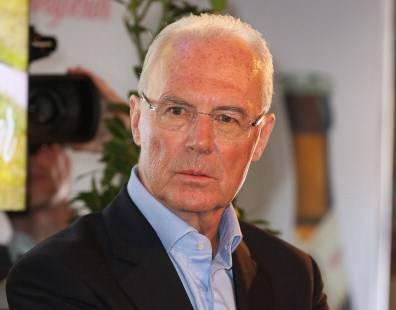 Franz Beckenbauer (getty images)