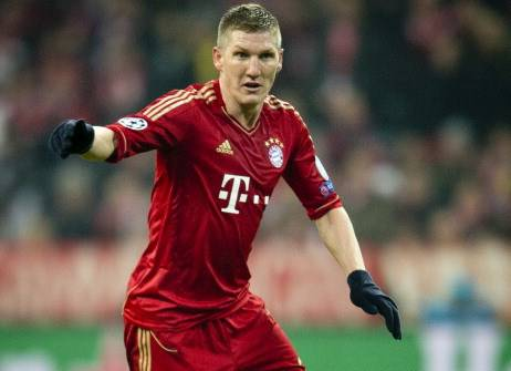 Bastian Schweinsteiger (getty images)