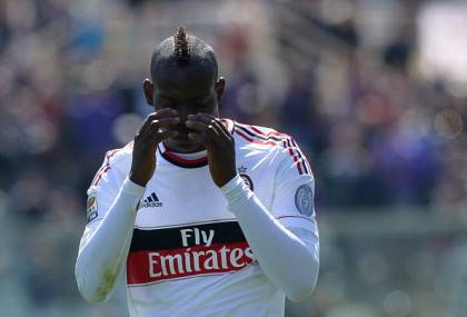 Mario Balotelli - Getty Images