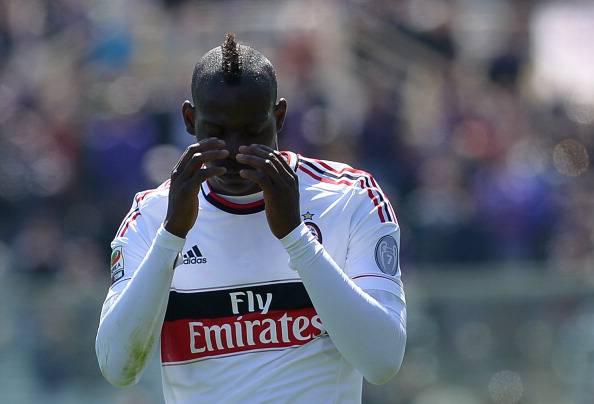 Mario Balotelli - Getty Images