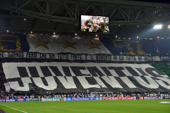 Juventus Stadium (getty images)