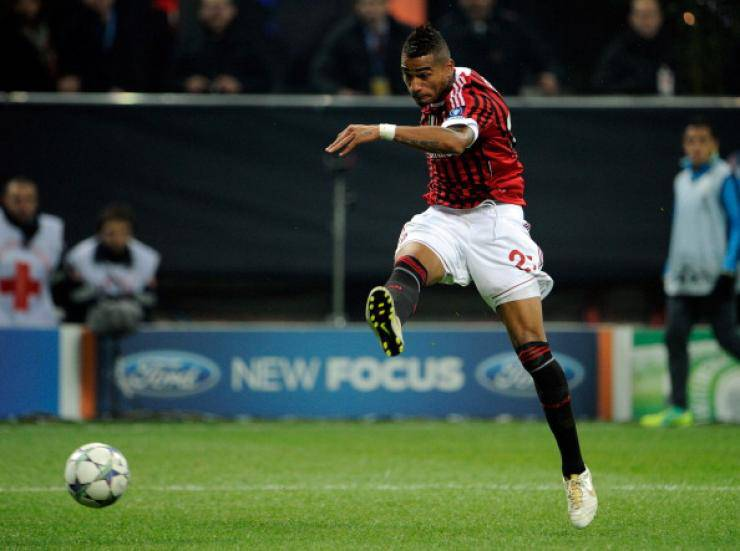 Kevin Prince Boateng - Getty Images