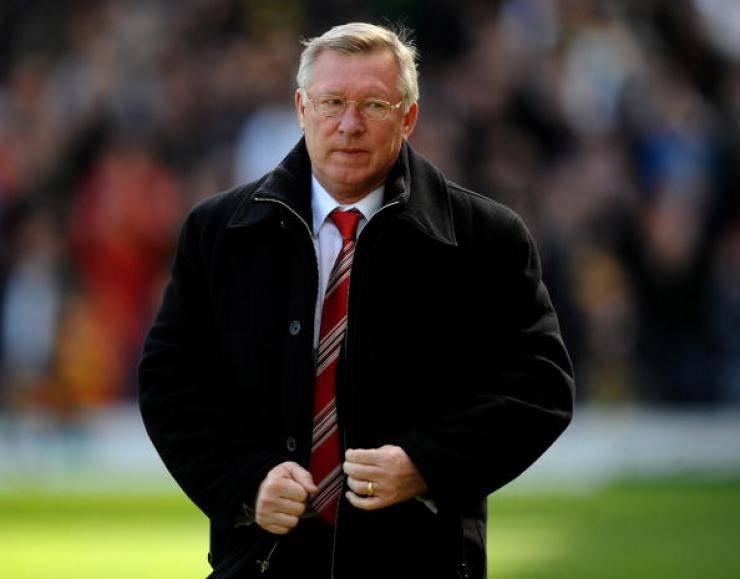 Sir Alex Ferguson - Getty Images