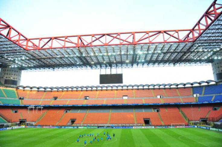 San Siro - Getty Images