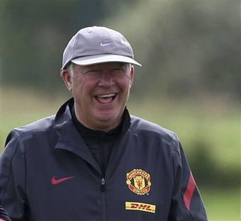Sir Alex Ferguson (getty images)
