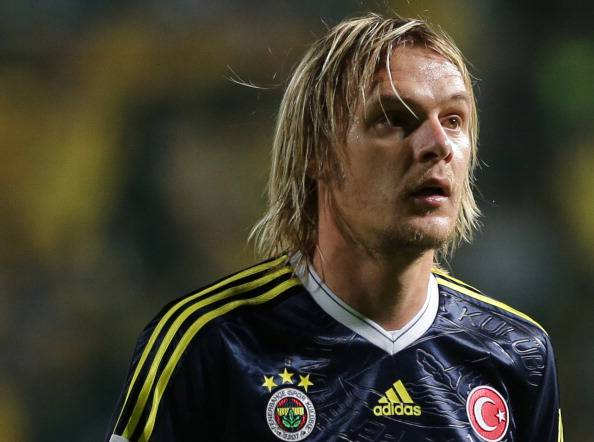 Milos Krasic - Getty Images