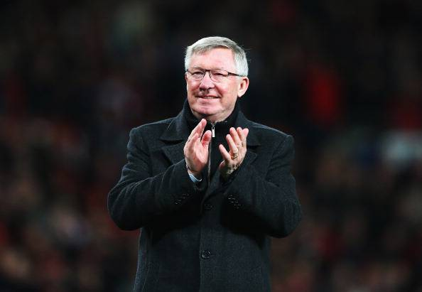 Alex Ferguson (getty images)