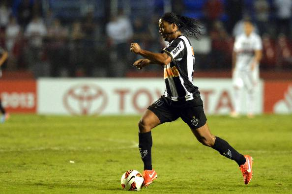 Ronaldinho (getty images)