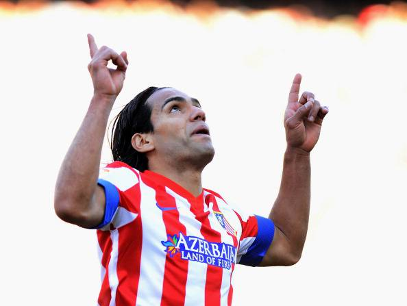 Radamel Falcao (getty images)