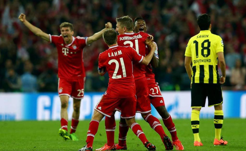 Dortmund-Bayern (Getty Images)