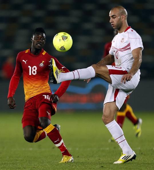 Richmond Boakye con la maglia del Ghana-G