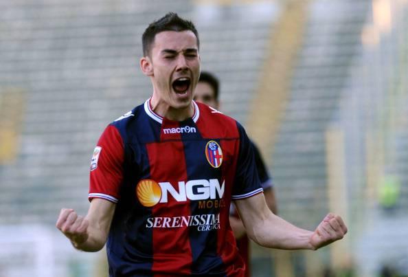 Cristian Pasquato ai tempi del Bologna - Getty Images