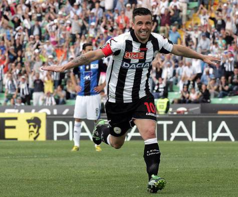 Antonio Di Natale (getty images)