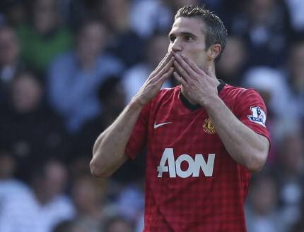 Robin van Persie (getty images)