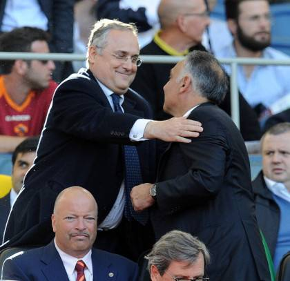 Claudio Lotito - Getty Images