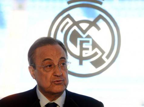 Florentino Perez (getty images)