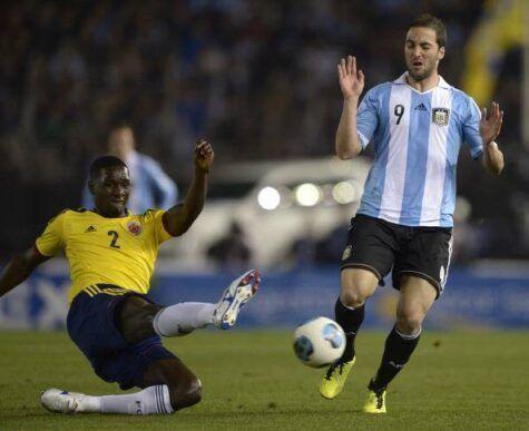 Qualificazioni Mondiali: Argentina travolge Colombia 3-0
