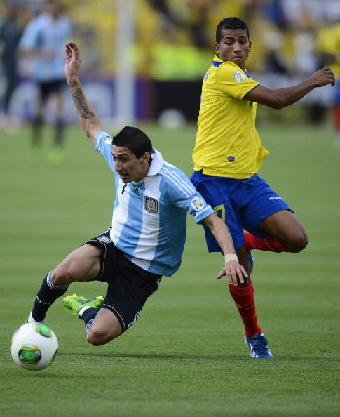 Angel Di Maria - Getty Images