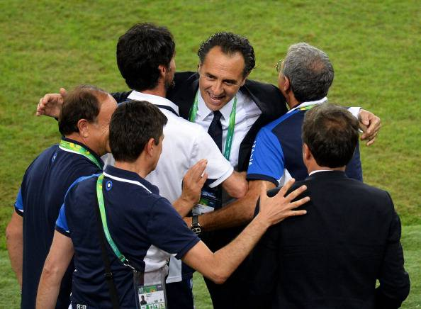 Italia - Getty Images