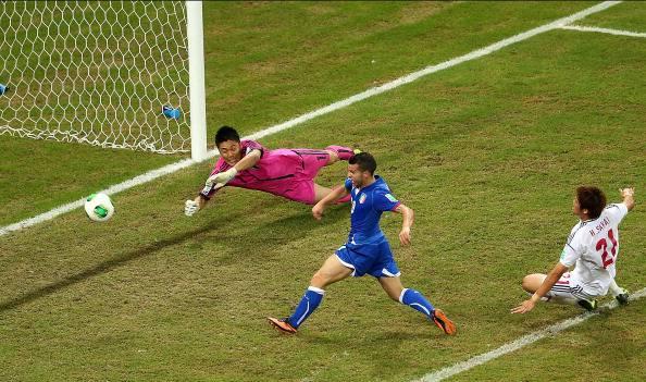 Il gol di Giovinco - Getty Images