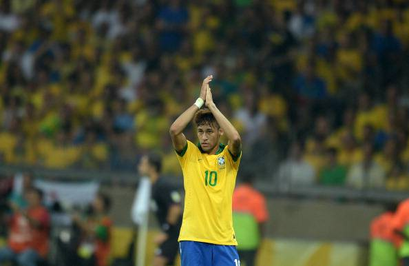 Neymar - Getty Images