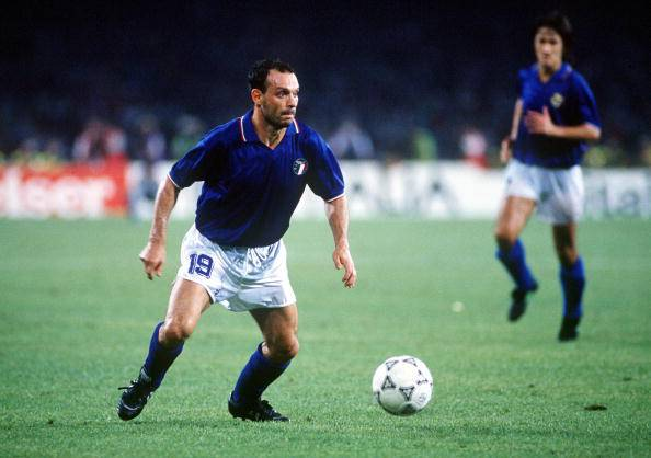 Salvatore Schillaci (getty images)