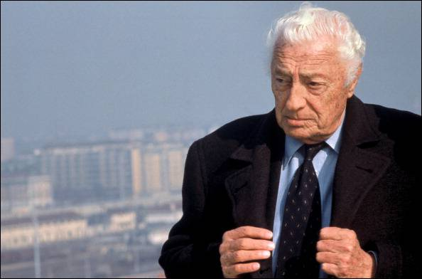 L'Avvocato Gianni Agnelli (getty images)