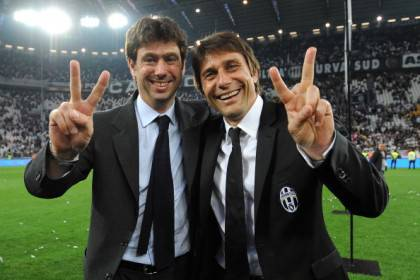 Conte-Agnelli (getty images)