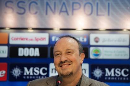Rafa Benitez (getty images)