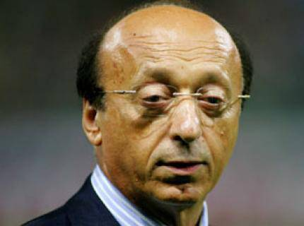 Luciano Moggi - Getty Images