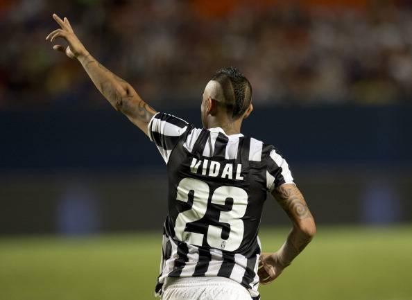 Arturo Vidal (getty images)