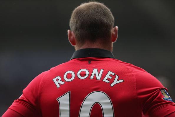 Wayne Rooney (getty images)