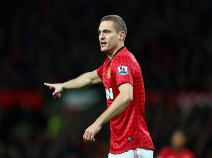 Nemanja Vidic - Getty Images