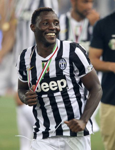 Kwadwo Asamoah - Getty Images