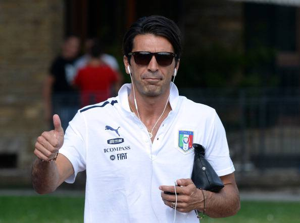 Gigi Buffon - Getty Images