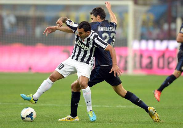 Inter-Juventus (Getty images)