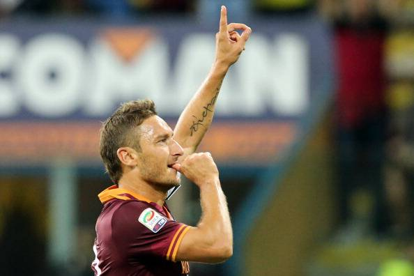 Francesco Totti (getty images)