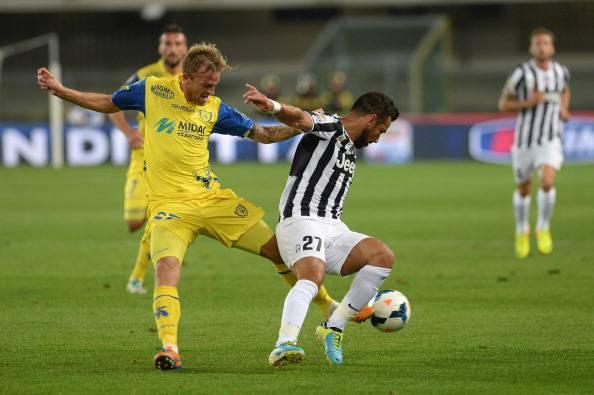 Luca Rigoni (Chievo) - Getty Images