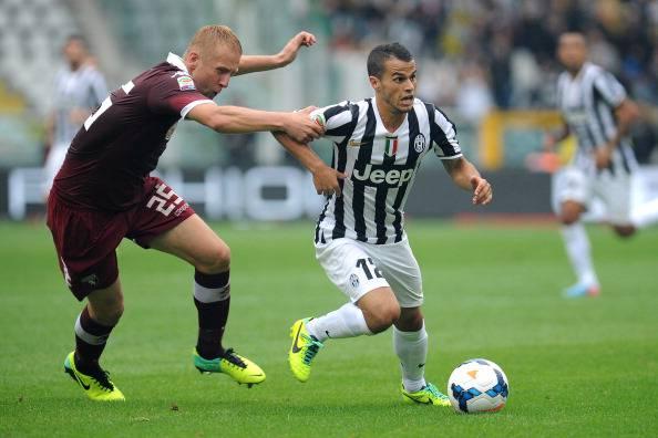 Glik contro Giovinco nel derby (getty images)