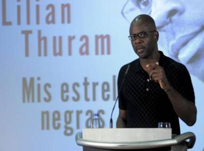 Lilian Thuram - Getty Images