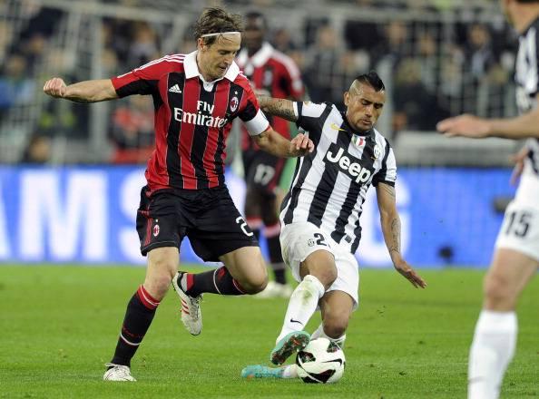 Juventus-Milan dello scorso anno (getty images)